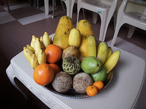 Photo: Fruits Of Sri Lanka  Flowers Spices & Fruits At Bawa's Place Matale Sri Lanka by Lou Wilson http://www.youtube.com/watch?v=nvgc_SYJgeY&list=UUOWXy3pH6EQJsCMU4_wseBA&index=4&feature=plcp