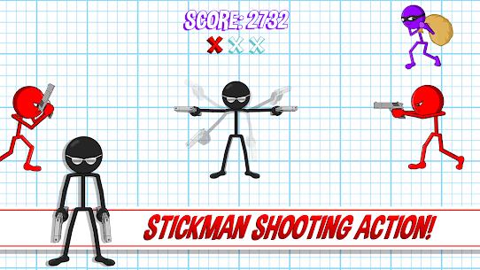 Gun Fu: Stickman 2 – Fun Shooting Games 1