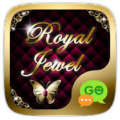 (FREE) GOSMS ROYAL JEWEL THEME