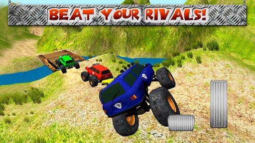Monster Truck: Offroad Racing