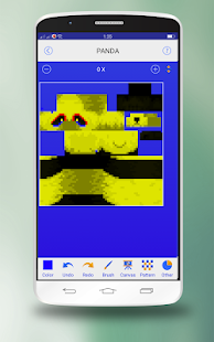 Best Custom Texture Maker For MCPE Screenshot