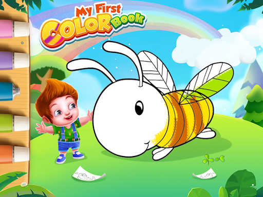 My First Coloring Book 1.0.2 screenshots 5