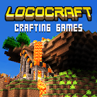 Lococraft: Amazing Crafting Games icon