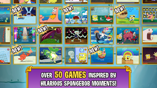 PC u7528 SpongeBob's Game Frenzy 2