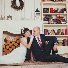 Wedding photographer Olesya Egorova (EgorovaOlesya). Photo of 21.12.2014