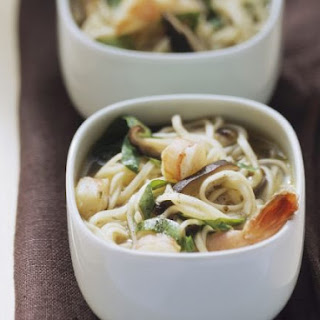 South-east Asian Noodle Broth.