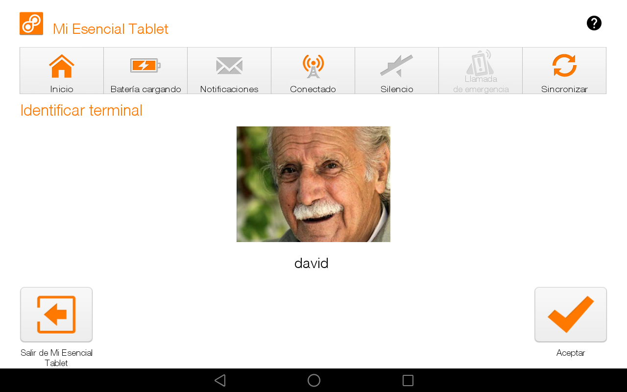 Mi Esencial Tablet- screenshot