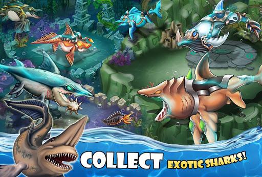 Sea Monster City 9.38 Cheat screenshots 9
