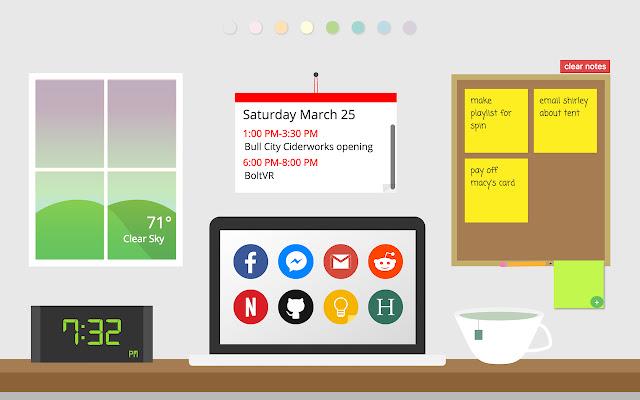 Desktop for Chrome