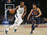 Milwaukee Bucks trekken stand gelijk in NBA Finals tegen Phoenix Suns na ijzersterke prestatie van Middleton