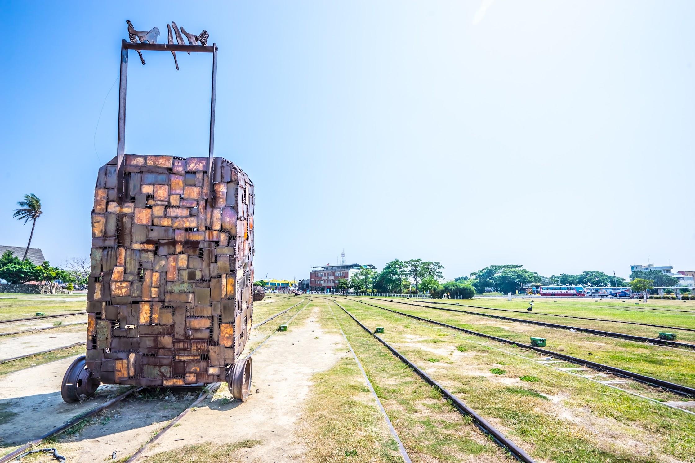 Kaohsiung Hamasen Railway Cultural Park4