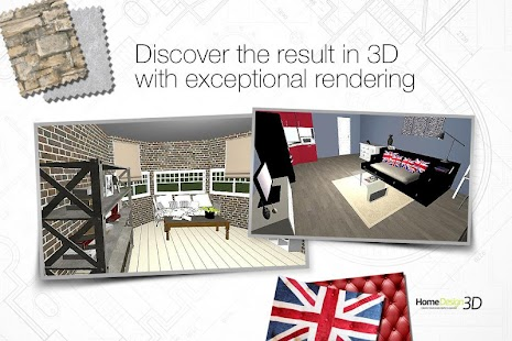 Home Design 3D - FREEMIUM Screenshot 4