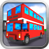 Blocky Bus Parking