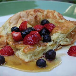 Grain-Free Dutch Babies (Puffy Pancakes) Recipe