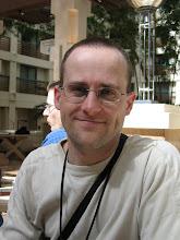 Photo: Nick Edgar at EclipseCon 2005