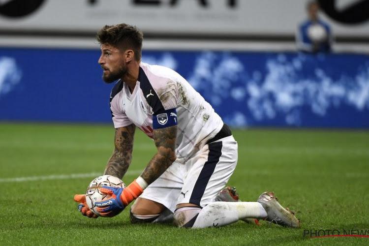 """Le capitaine de Bordeaux a été impressionné par la Gantoise: """"C'est vraiment une bonne équipe"""""""