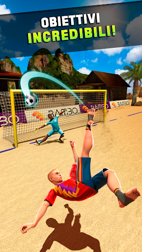 Spara Goal - Beach Calcio  άμαξα προς μίσθωση screenshots 2