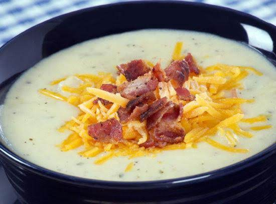 Creamy Country Potato Soup Recipe