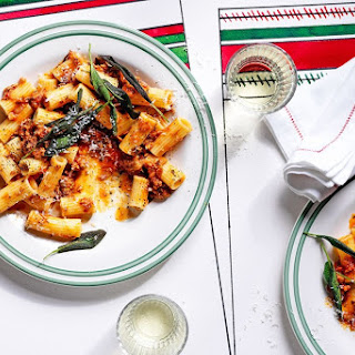 Sausage and Mortadella Ragu Recipe