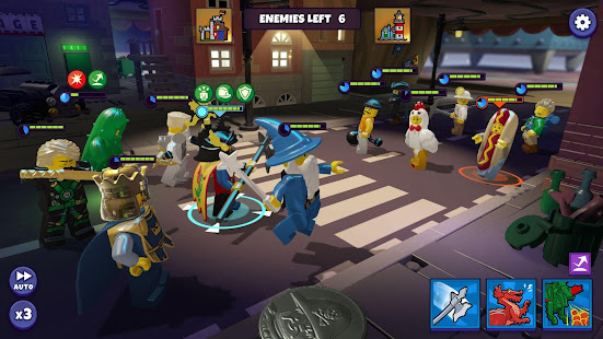 Hack Game LEGO® Legacy: Heroes Unboxed apk free