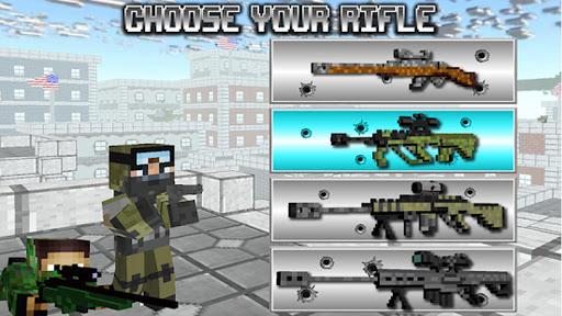 American Block Sniper Survival android2mod screenshots 6