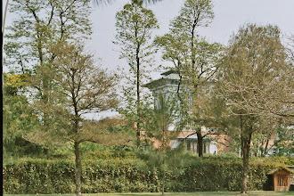 Photo: Der neue Königspalast, ein häßlicher Prunkbau