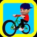 Crazy Sisi Bike Rider icon