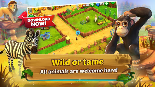 Zoo 2: Animal Park apkpoly screenshots 3
