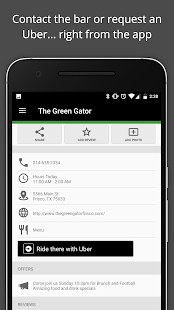 The Green Gator- screenshot thumbnail