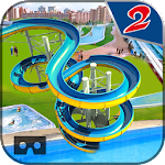 Water Slide Adventure VR 2 Icon