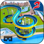 VR Water Slide Adventure 2