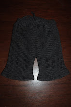 Photo: Charcoal Colored Newborn Longies with drawstring waist. $12ppd. VERY nice and clean. Not pilly or stained. SUPER cute and match lots of shirts!