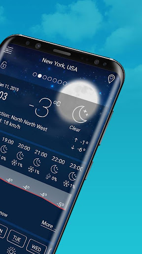 Live Weather - Weather Forecast Apps 2019 1.0.7 screenshots 2