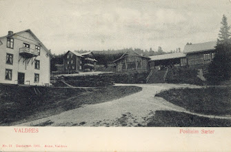 Photo: Fosheim Sæter, 1905