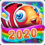 Fish Crush - charming ocean