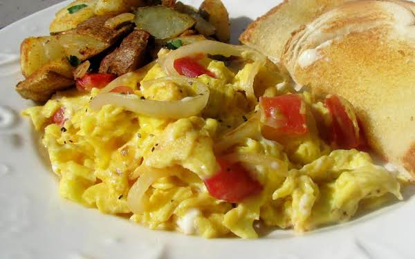 Filipino Scrambled Eggs Recipe