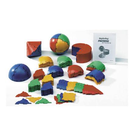 Polydron Sphera elevsats - 7763-356-3