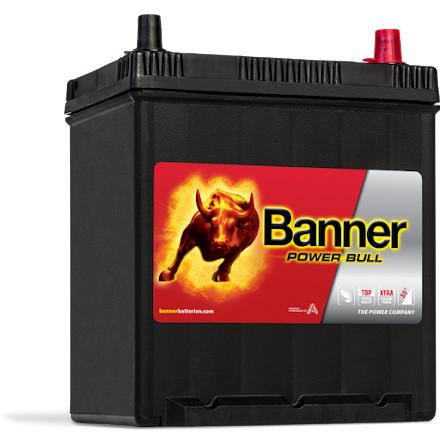 Bilbatteri Banner Power Bull 12v 40Ah P4025---
