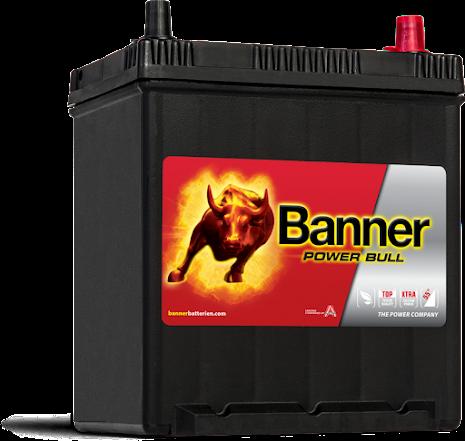 Banner Power Bull 12v 40Ah P4025