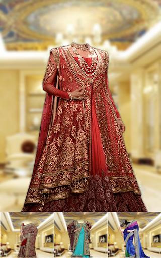 Royal Bridal Dress Photo Maker 2.1 screenshots 4