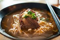 吳家莊頂級紅燒牛肉麵