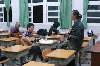 Photo: 20111007跳動的旋律-吉他入門