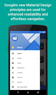 Relay for reddit (Pro) APK 1