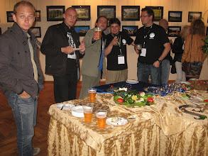 Photo: A po zakończeniu imprezy zostajemy zaproszeni przez współorganizatora Festiwalu - Krzyśka Szala - na catering :)