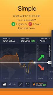 IQ Option - Binary Options screenshot 01