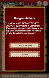 Wild Time by Michigan Lottery- screenshot thumbnail