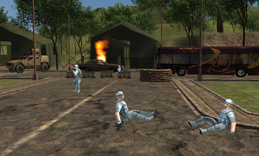 Angry Nations Commando Action