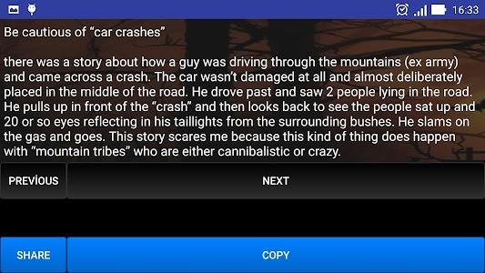 Horror Stories screenshot 5