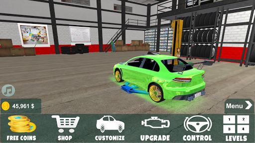 Car Parking Driving Simulator 3D Parking lot 1.0.1 screenshots 3