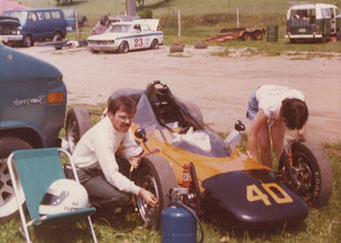 Photo: Photo contributed by Bob Tupper Bob's car at Lime Rock, 1977